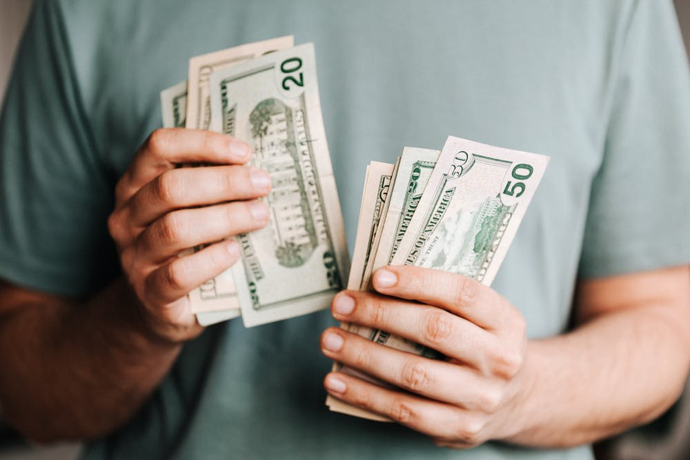 money management and savings